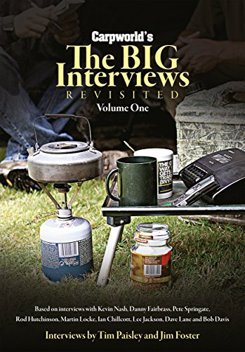 Carpworld's - The Big Interviews Revisited (Volume Book 1) (English Edition) (Martin Locken)