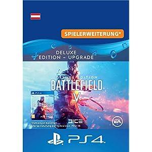 Battlefield V Deluxe Edition Upgrade DLC – PS4 Download Code – österreichisches Konto