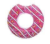 Bestway® Donut Ring Schwimmring im Donut-Design, 107 cm, Rosa