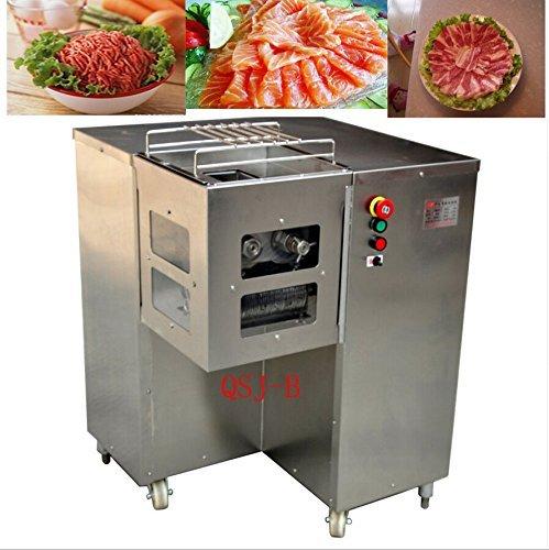 hanchen Instrument? qsj-b Hot Verkauf Multifunktions Fleisch Schneiden von Maschine 800kg/HR Fleisch zum Maschine Fleisch Würfel Maschine - 220V 9MM
