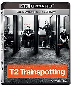T2: Trainspotting (Blu-Ray 4k UltraHD + Blu-Ray)