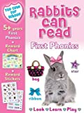 Too Cute for School - Rabbits Can Read: First Phonics (Fluffy Friends) by Nina Filipek (2013-03-29)