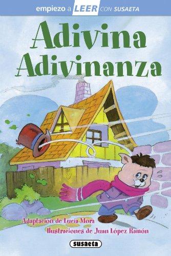 Adivina adivinanza (Empiezo a LEER con Susaeta - nivel 1) por Susaeta Ediciones S A