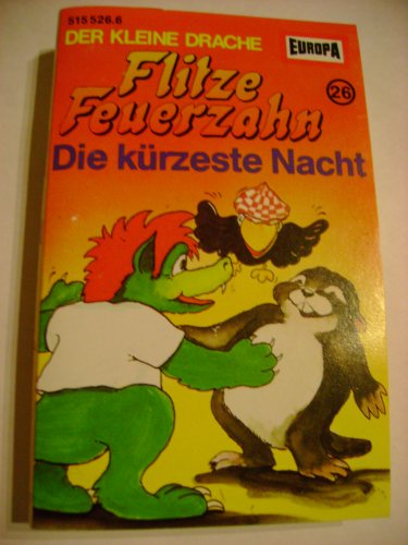 Flitze Feuerzahn 26 - Die kürzeste Nacht