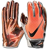 Nike - Guanti Football Vapor Jet 5 - Total Orange - Small