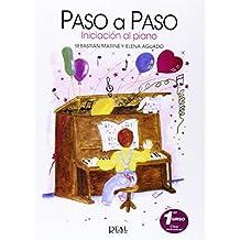 Paso a Paso, Iniciación al Piano, 1° Curso, Clase Individual