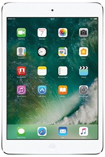 Apple iPad mini 2 20,1 cm (7,9 Zoll) Tablet-PC (WiFi/LTE, 16GB Speicher) weiß (Ipad 2 Mini 16gb Wifi)