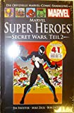 Die offizielle Marvel-Comic-Sammlung 6: Super Heros - Secret Wars Teil II