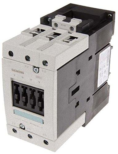 SIEMENS 3RT10 - CONTACTOR S3 80A 37KW 24VDC