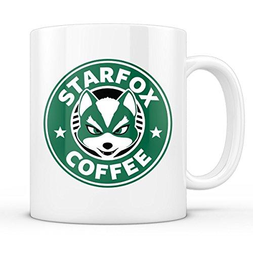 A.N.T. Starfox Coffee Tasse