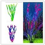 Wicemoon 9.5 * 7 * 5cm Aquarium Fish Tank Decoration Landscaping Aquarium Barrel Fish Turtle Cylinder Elusion Resin… 9