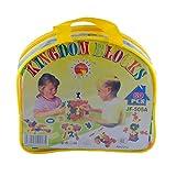 #7: Infinxt Learning Blocks Toys For Kids(Set Of 60 Pcs)