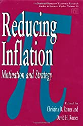 Reducing Inflation - Motivation & Strategy