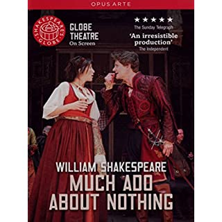 Shakespeare: Much Ado About Nothing [DVD]