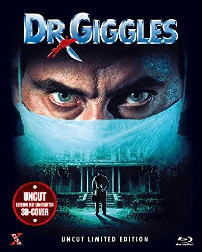 Dr. Giggles - Uncut - Limited Edition (inkl. 3D-Lentikularkarte) [Blu-ray]