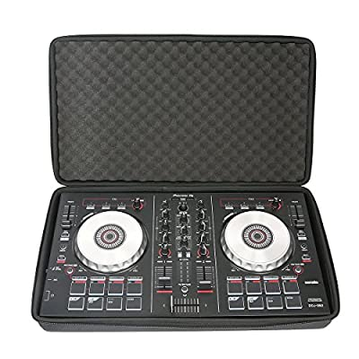 Hard Carryng Case Bag for Pioneer DDJ-SB2 portable DJ controller for Serato DJ by Khanka