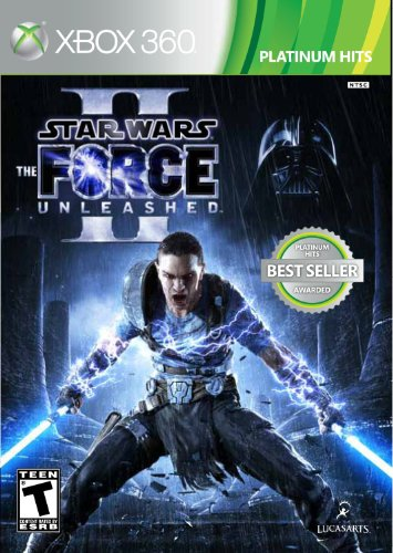 Unleashed Xbox 2 Force (Star Wars: The Force Unleashed II Platinum edition - Xbox 360 by LucasArts)