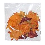 Deko - Blätter Herbst, Streublätter, 24er Sortierung, Blätter - Maße: von ca. 4 cm - 7 cm - 2