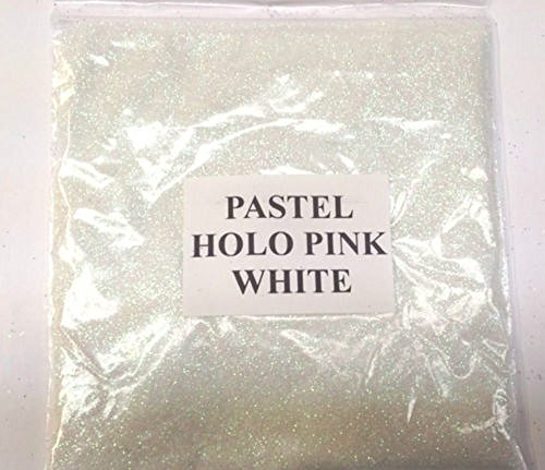 100g-pastel-holographic-pink-white-glitter-nail-art-craft-floristry-wine-glass