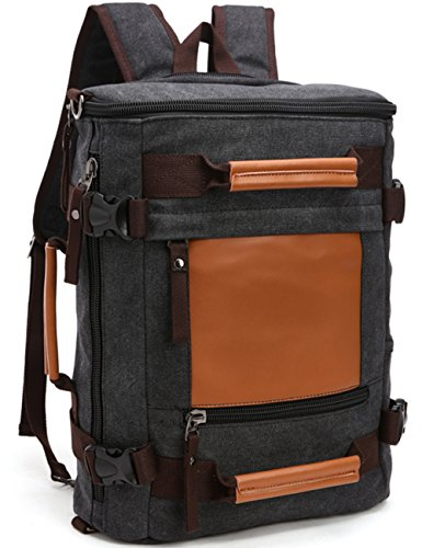 Aidonger BB51 - Zaino da trekking, colore: Coffee Black
