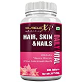 Best Naturals Biotin - MuscleXP Biotin Hair Skin and Nails Complete Multivitamin Review