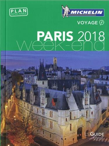 Descargar Libro Guide Vert Week-End Paris Michelin de Michelin