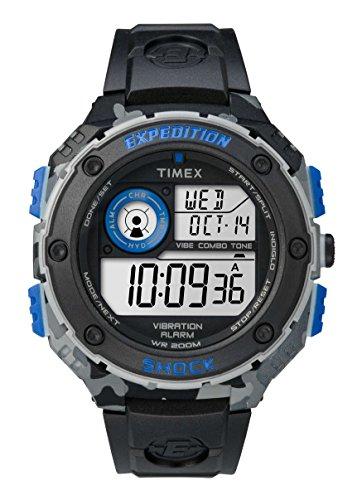 Timex Herren-Armbanduhr Digital Quarz TW4B00300 (Expedition Uhr Timex Digital)