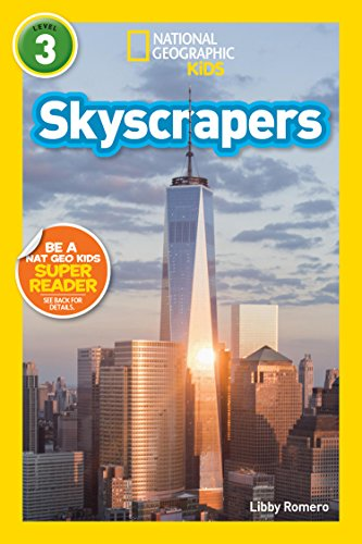 National Geographic Kids Readers: Skyscrapers (National Geographic Kids Readers)
