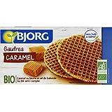 Bjorg - Gaufre Au Caramel Bio - (Prix Par Unité ) - Produit Bio Agrée Par AB