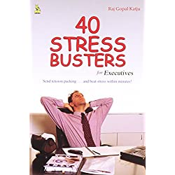 40 Stress Busters for Executives (SEI)