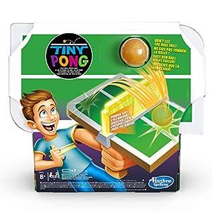 Hasbro Gaming - Juego infantil Tiny Pong (Hasbro E3112EU4)
