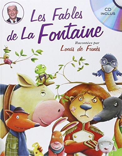 Les Fables de la Fontaine Racontees par Louis de Funes