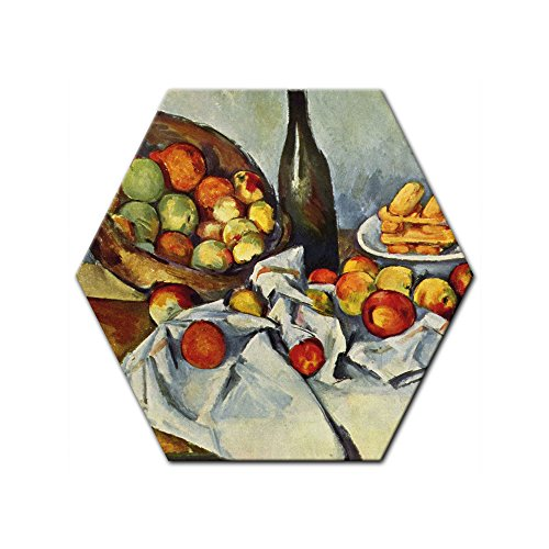 Bilderdepot24 Cuadros en Lienzo Paul Cézanne - Viejos Maestros