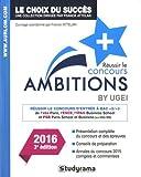 Réussir le concours Ambitions + 3ème édition mise à jour et enrichie
