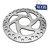 xlyze 140 mm 37 mm Gas Scooter Elektro-Bremse Rotor für 2-Takt 47 cc 49 cc Pocket Bike Mini Moto Dirt ATV Quad