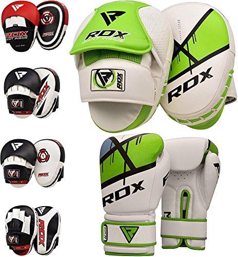RDX MMA Manoplas Boxeo Paos Muay Thai Kickboxing Artes