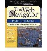 [(The Web Navigator )] [Author: Paul Gilster] [Mar-1997]