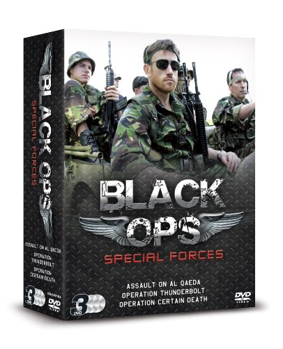 Black Ops Special Forces: Assault on Al Qaeda, Operation Thundebolt & Operation Certain Death [DVD] [UK Import]