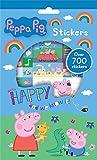 Anker Pestr Peppa Pig Stickers, 700 Piece