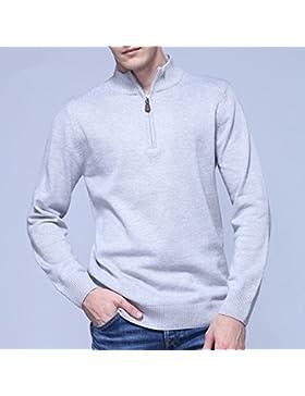 Uomini maglione invernale set e