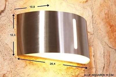 Wandlampe in modernem Design