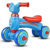 دراجة موازنة ايزي كيدز للاطفال - ازرق، عبوة من قطعة واحدة، من ايزي كيدز