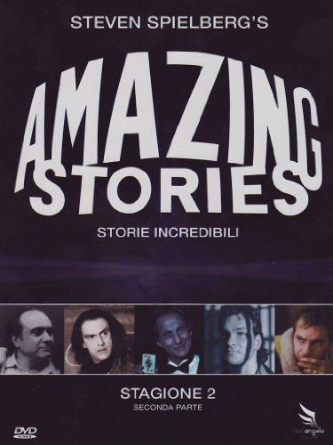 Amazing storiesStagione02Episodi12-21 [3 DVDs] [IT Import] - Blossom Chip