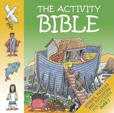 [Activity Bible Over 7's] (By: Leena Lane) [published: August, 2009]