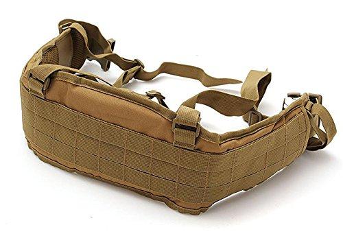 saysure-adjustable-soft-padded-tactical-waist-belt-for-outdoor