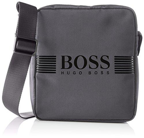 boss-green-pixel-ns-zip-10180620-01-sacs-bandouliere-homme-gris-grau-dark-grey-021-8x22x23-cm-b-x-h-