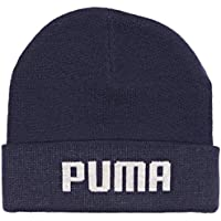 Puma 21708 Beanie, Unisex Adulto, Peacoat