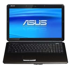 "Asus PRO5DIJ Ordinateur portable 15,6"" Intel Pentium Dual Core2 Duo T6570 320 Go RAM 3072 Mo Windows 7 Noir"