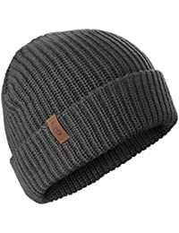 Gill Floating Knit Beanie Hat