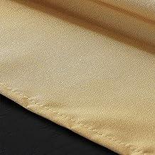 HEIFEN Mantel Impermeable Lino Algodón Super Ancho Textura Tela Salpicadura Mantel Rectángulo 150 × 200 CM